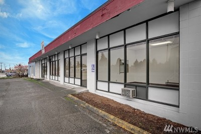 Seattle Commercial For Sale: 11009 1st Ave S