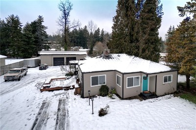 Puyallup Single Family Home For Sale: 10204 67th Ave E