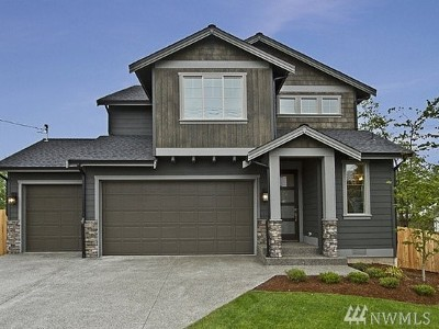 Tacoma Single Family Home For Sale: 4590 43rd St NE