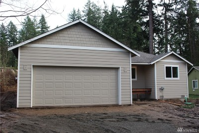 Pierce County Single Family Home For Sale: 19619 25th St Ct SW
