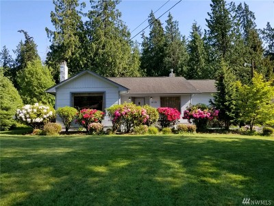 Stanwood Single Family Home For Sale: 8118 274 St NW