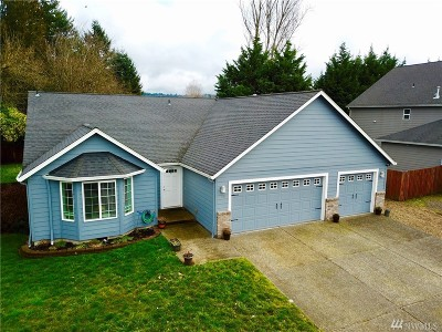 Single Family Home For Sale: 190 Raspberry Lane