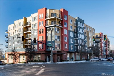 Condo/Townhouse Sold: 2824 Grand Ave #A408