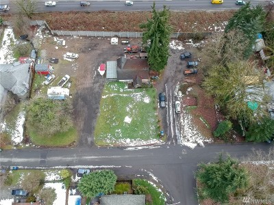Renton Residential Lots & Land For Sale: 3804 Meadow Ave N