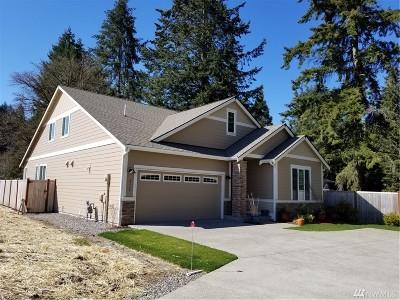 Tumwater Single Family Home For Sale: 3112 68th Ave SW