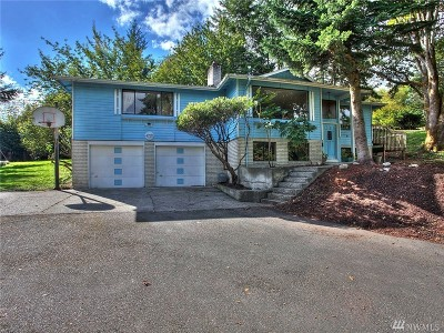 Edgewood Single Family Home For Sale: 4722 129th Ave E