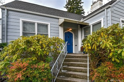 Seattle Single Family Home For Sale: 7501 19th Ave NW