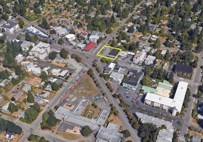 Seattle Commercial For Sale: 11552 15th Ave NE