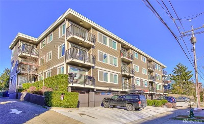 Condo/Townhouse Sold: 2230 NW 59th St #305