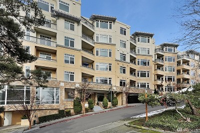 Condo/Townhouse Sold: 109 2nd St S #424