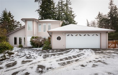 Bellingham Single Family Home Sold: 744 E Pacificview Dr