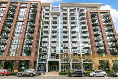 Seattle Condo/Townhouse For Sale: 2911 2nd Ave #513