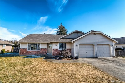 Lynden Single Family Home Sold: 872 19th St