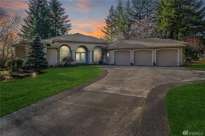 Single Family Home For Sale: 151 Alderwood Dr
