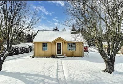 Everett Single Family Home For Sale: 7706 Rainier Dr
