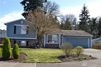 Federal Way Single Family Home For Sale: 31713 11th Place SW
