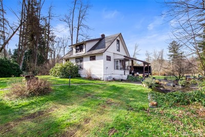 Maple Valley Single Family Home For Sale: 20463 258th Ave SE