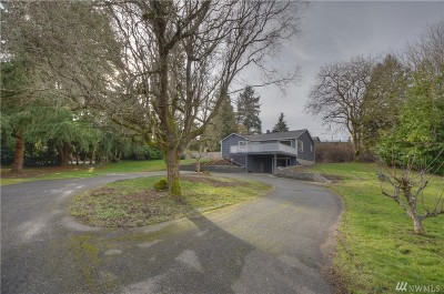 Puyallup Single Family Home For Sale: 1304 22nd Ave SW