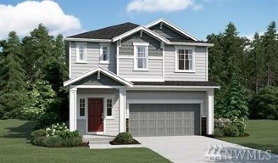Thurston County Single Family Home For Sale: 5024 Kenrick St SE