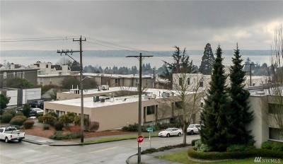 Seattle Condo/Townhouse For Sale: 4444 44th Ave SW #403