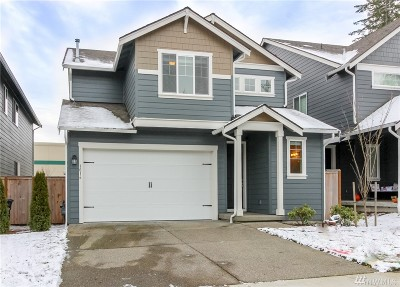 Lacey Single Family Home For Sale: 3016 Puget Meadows Lp NE
