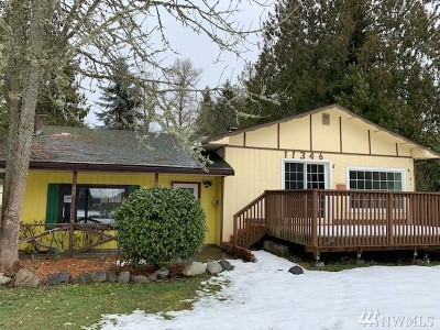 Olympia Single Family Home For Sale: 11346 6th Ave SE