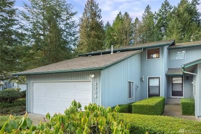 Auburn Condo/Townhouse For Sale: 2709 Fir St SE