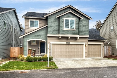 Puyallup Single Family Home For Sale: 8123 175th St E