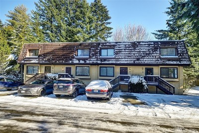 Lynnwood Condo/Townhouse For Sale: 4426 176th St SW #J4
