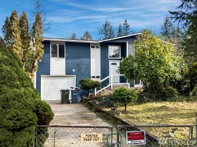 Tacoma Single Family Home For Sale: 15411 24th Ave E