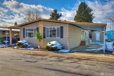 Auburn WA Mobile Home For Sale: $115,000