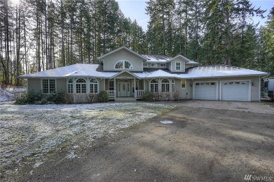 Gig Harbor Single Family Home For Sale: 14426 88th Ave NW
