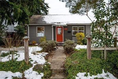 Seattle Single Family Home For Sale: 10107 34th Ave SW