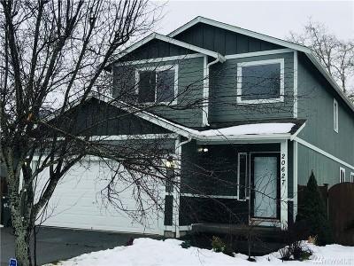 Spanaway Single Family Home For Sale: 20627 5 Av Ct E