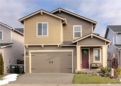 Thurston County Single Family Home For Sale: 9030 Silverspot Dr SE