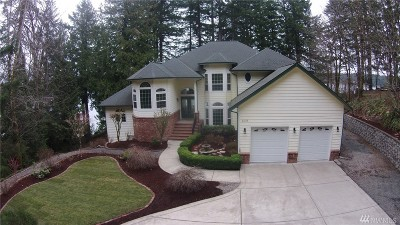 Olympia WA Single Family Home For Sale: $1,100,000