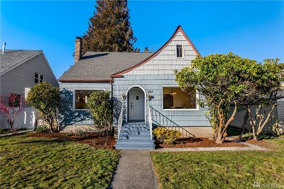 Tacoma Single Family Home For Sale: 3107 N 12th St