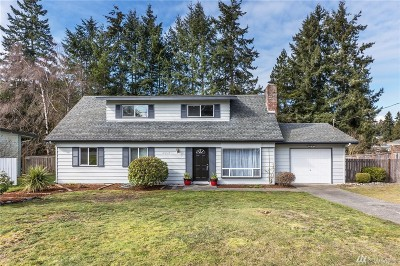 Pierce County Single Family Home For Sale: 4902 W 63rd Ave