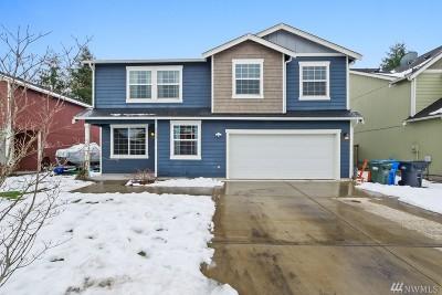Spanaway Single Family Home For Sale: 20423 12th Av Ct E
