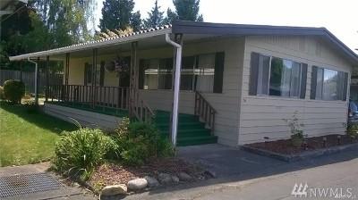 Auburn WA Mobile Home For Sale: $89,000