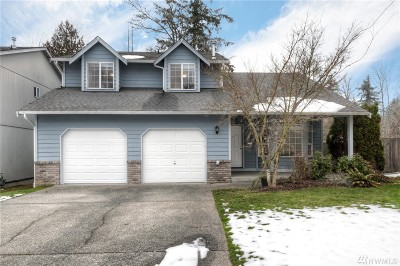 Puyallup Single Family Home For Sale: 8409 148th St Ct E