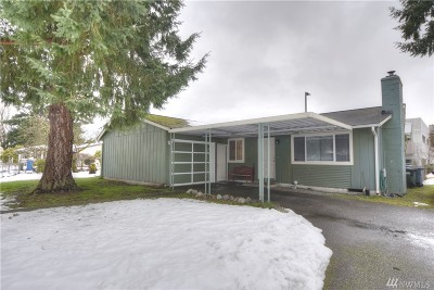 Steilacoom Single Family Home For Sale: 3009 Heath Ct
