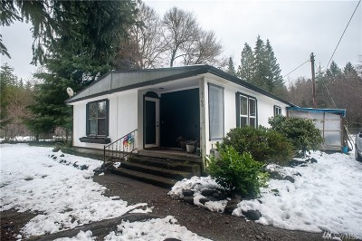Hoquiam WA Single Family Home For Sale: $160,000