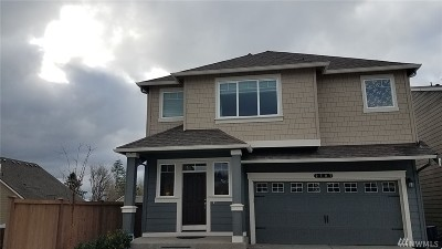 Lacey Single Family Home For Sale: 2707 Saga Ct NE