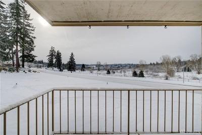 Mountlake Terrace Condo/Townhouse For Sale: 23301 Lakeview Dr. #a203