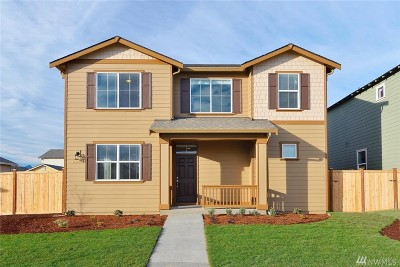 Single Family Home For Sale: 3226 Braeburn Alley