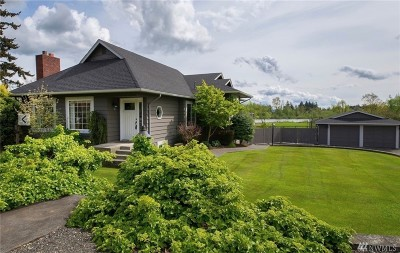 Whatcom County Single Family Home For Sale: 205 W Wiser Lake Rd