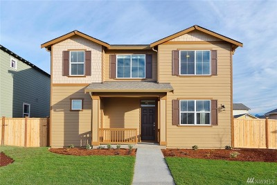 Single Family Home For Sale: 3200 Braeburn Alley