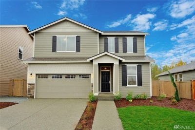 Mount Vernon Single Family Home For Sale: 3209 Loch Ness Loop