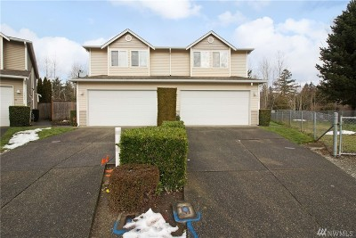Puyallup Single Family Home For Sale: 12401 64th Ave E
